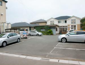 郷口町駐車場