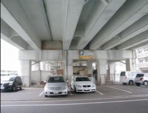 姪浜駐車場(サブリース)